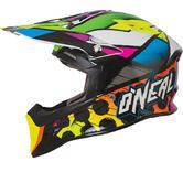 Oneal 10 Series Glitch Motocross Helmet