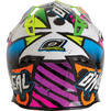 Oneal 10 Series Glitch Motocross Helmet Thumbnail 4