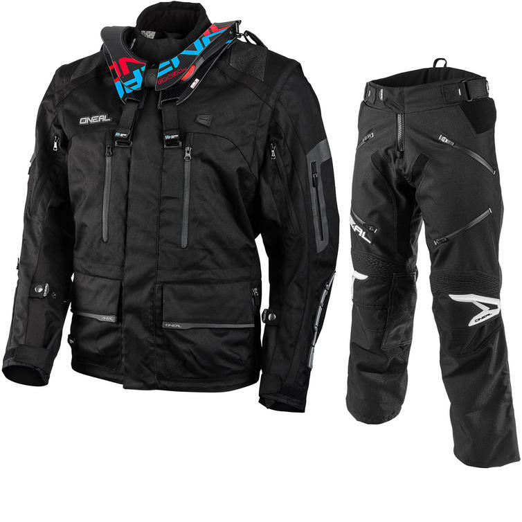 Oneal Baja Racing Enduro Moveo Jacket & Baja Motocross Pants Kit