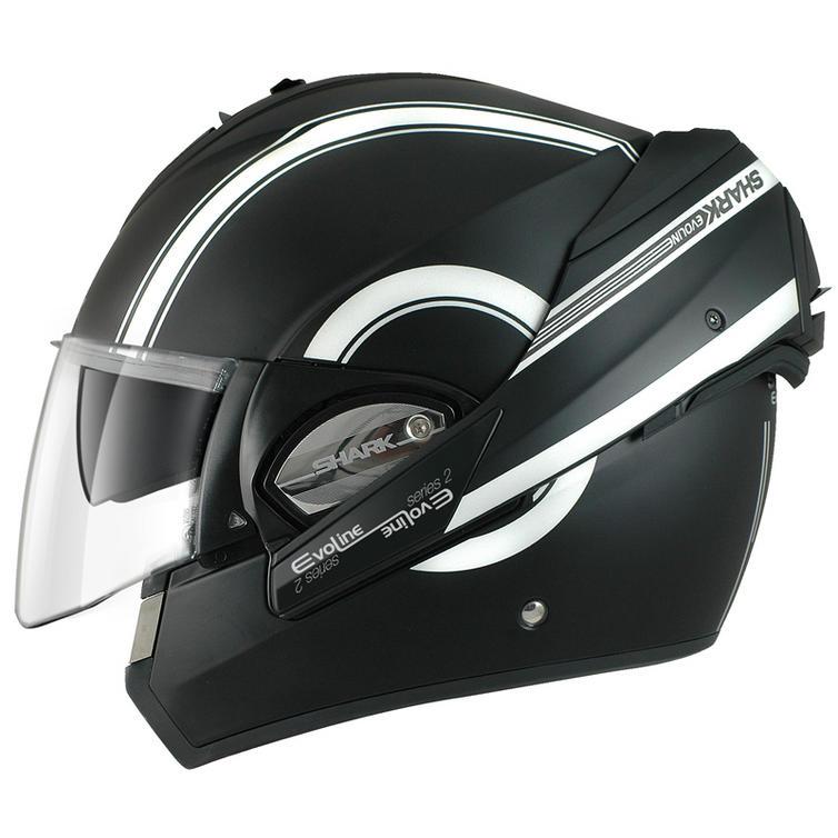 shark evoline series 2 moovit lumi helmet full face helmets. Black Bedroom Furniture Sets. Home Design Ideas