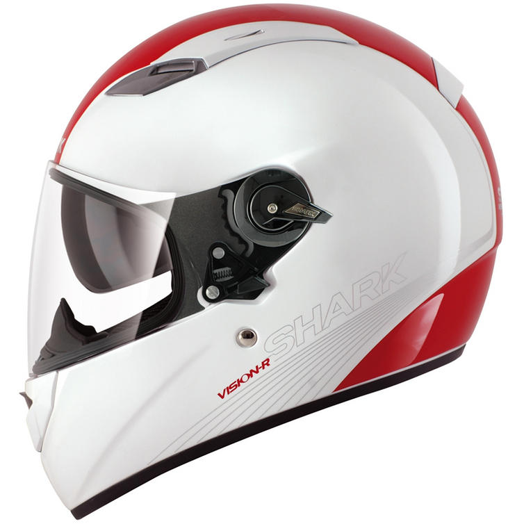 shark vision r be cool motorcycle helmet full face helmets. Black Bedroom Furniture Sets. Home Design Ideas