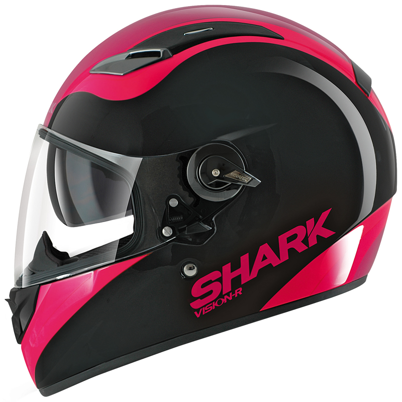 SHARK VISION-R PIXY LADIES MOTORBIKE WOMENS GIRLS FULL ...