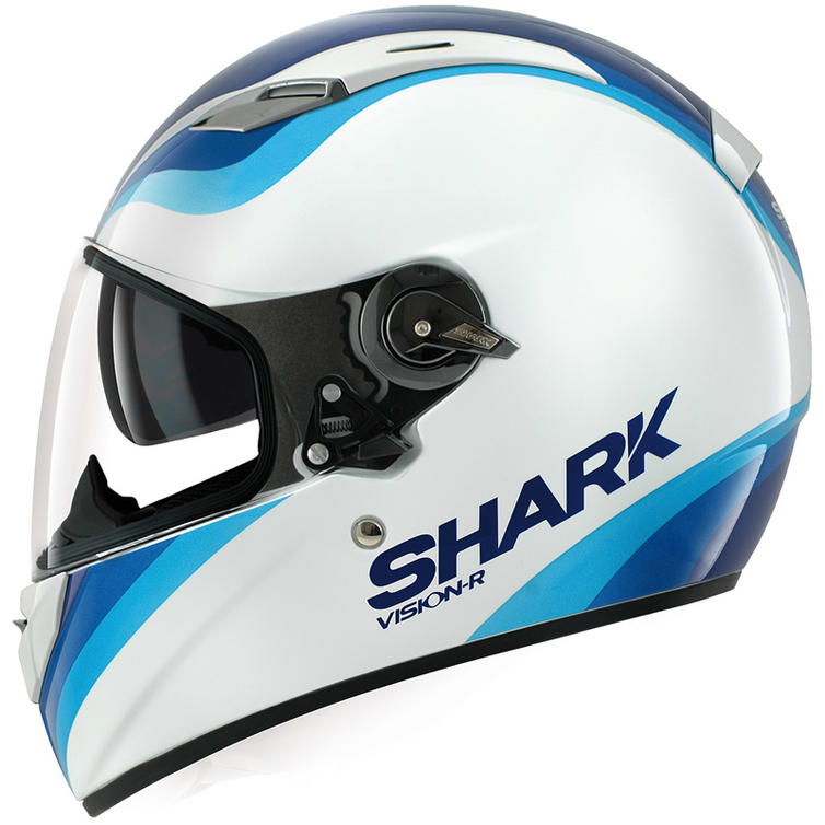 shark vision r pixy motorcycle helmet full face helmets. Black Bedroom Furniture Sets. Home Design Ideas