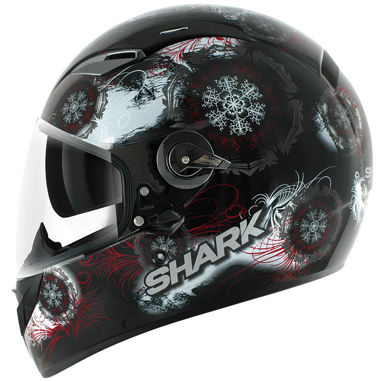 shark vision r lotus motorcycle helmet full face helmets. Black Bedroom Furniture Sets. Home Design Ideas