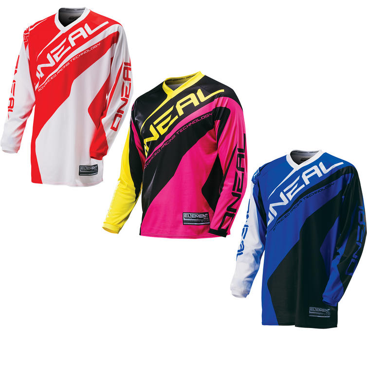 Oneal Element Kids 2016 Racewear Motocross Jersey
