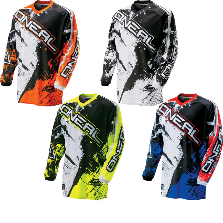 Oneal Element Kids 2016 Shocker Motocross Jersey