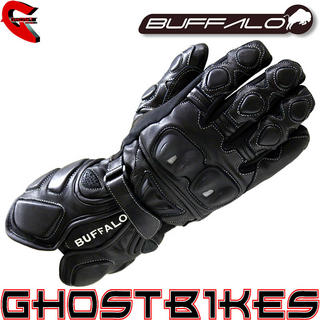 View Item Buffalo Delta Winter Thermal Motorcycle Gloves