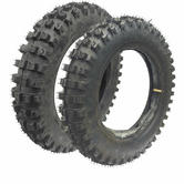 Clever Pit Bike Tyre (3.00-9)