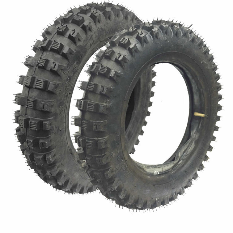 Clever Qingda Pit Bike Tyre (3.00-9)