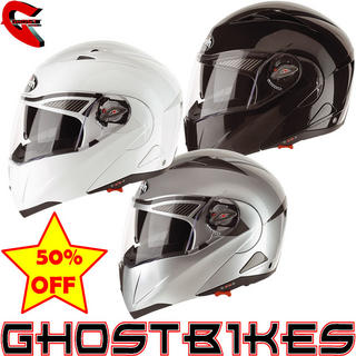 View Item Airoh Cezannee Flip Up Motorcycle Helmet