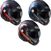 Roof Desmo Reverso Flip Front Motorcycle Helmet & Visor