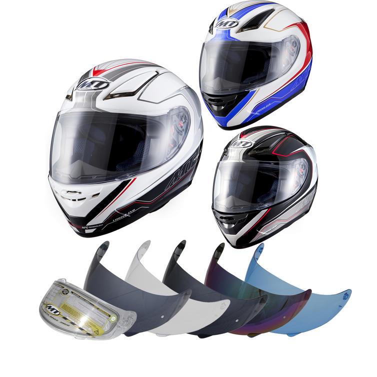 MT Revenge Evo Motorcycle Helmet & Visor Kit