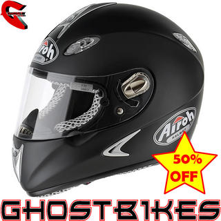 View Item Airoh Dragon Colour Motorcycle Helmet