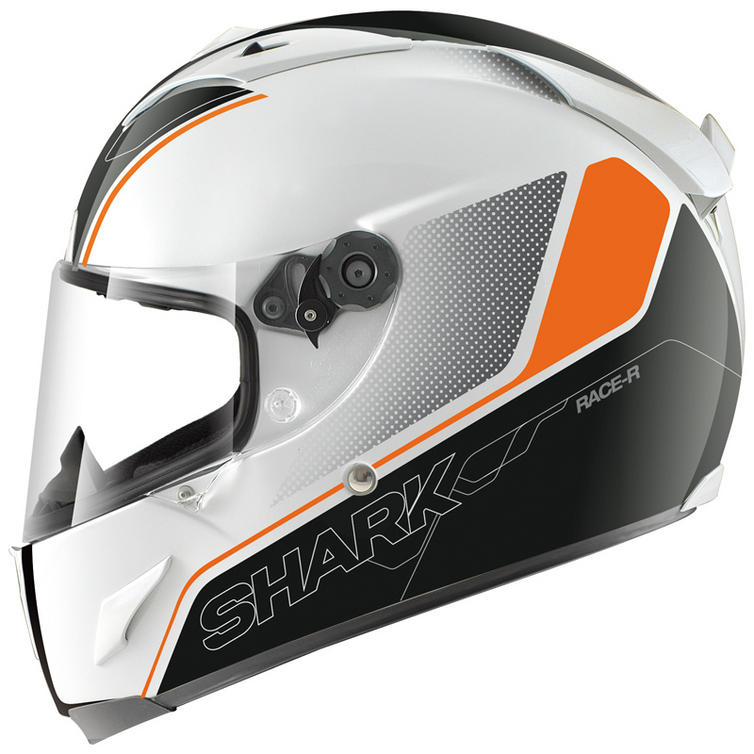 shark race r pro stinger motorcycle helmet full face helmets. Black Bedroom Furniture Sets. Home Design Ideas