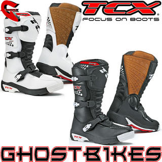 View Item TCX Comp Kids Motocross Boots