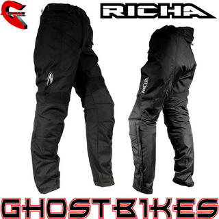 View Item Richa Everest Motorcycle Trousers