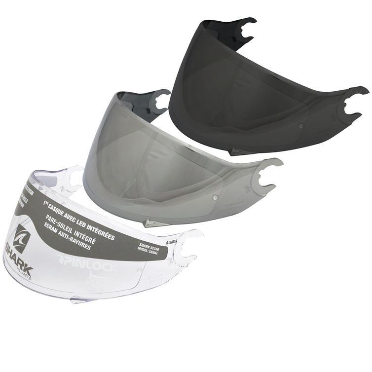 Shark Skwal D-Skwal & Spartan Visor