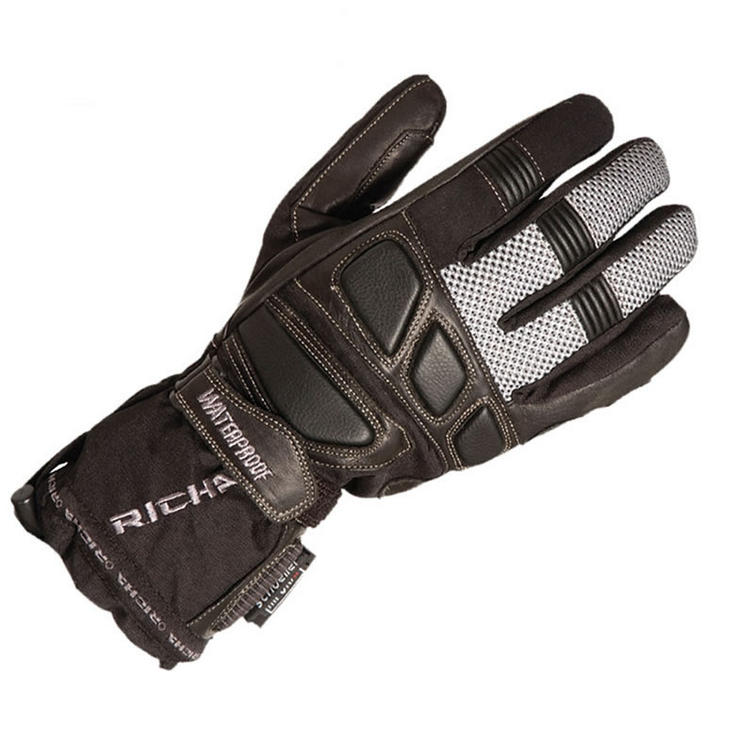 Richa Carbon Winter Motorcycle Gloves