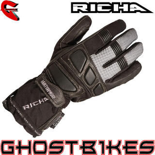 View Item Richa Carbon Winter Motorcycle Gloves