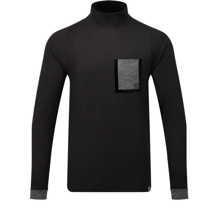 Knox Dry Inside Joseph Turtle Neck Long Sleeve Shirt