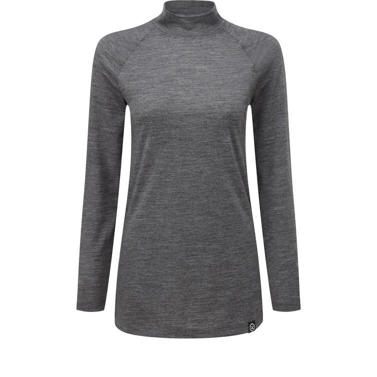 Knox Dry Inside Clara Ladies Long Sleeve Baselayer Shirt
