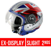 Open Face Helmets Auto Racing on Nitro X548 Av London Open Face Helmet   Nitro Racing   Ghostbikes Com