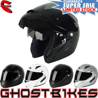 Nitro F341-VN Flip Front Motorcycle Helmet