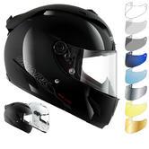 Shark Race-R Pro Blank Motorcycle Helmet & Visor
