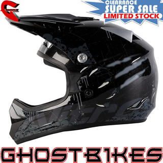 View Item Nitro Claw Junior Motocross Helmet