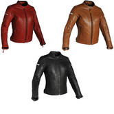 Richa Daytona Ladies Leather Motorcycle Jacket