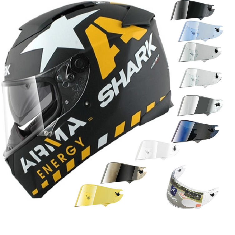 Shark Speed-R Redding Carbon Motorcycle Helmet & Visor