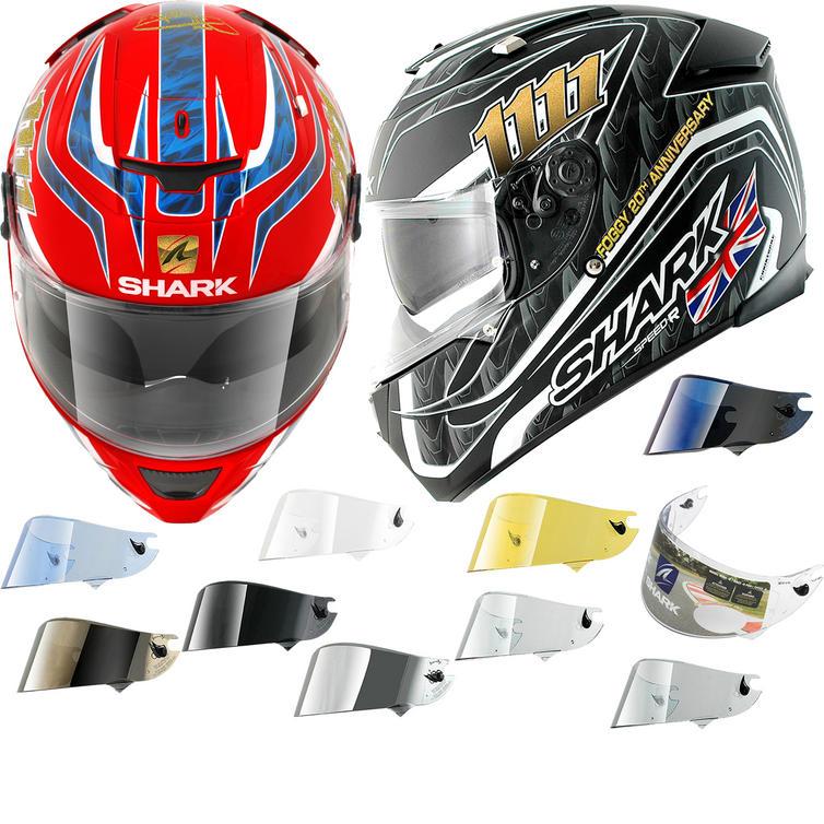 Shark Speed-R Foggy 20th Motorcycle Helmet & Visor