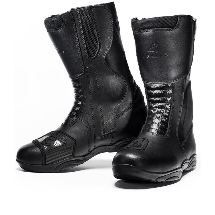Agrius Alpha Motorcycle Boots