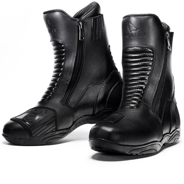 Image of Agrius Echo Motorcycle Boots