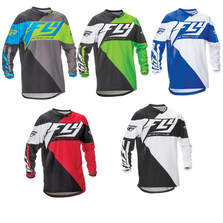 Fly Racing 2016 F-16 Motocross Jersey