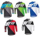 Fly Racing 2016 Youth F-16 Motocross Jersey