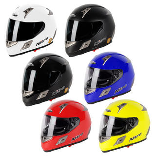Nitro NSFP Uno DVS Motorcycle Helmet