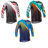 Fly Racing 2016 Youth Kinetic Trifecta Motocross Jersey