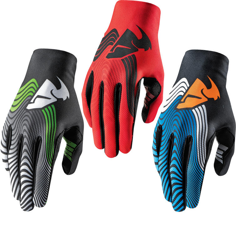 Thor Void Plus 2015 Topo Motocross Gloves
