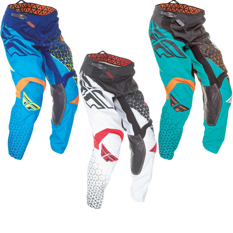 Fly Racing 2016 Youth Kinetic Trifecta Motocross Pants