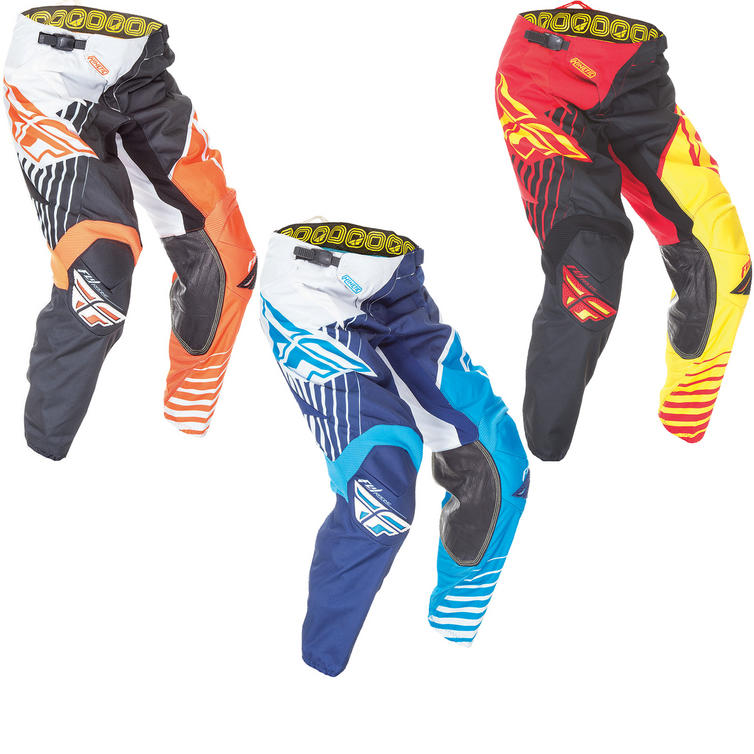 Fly Racing 2016 Youth Kinetic Vector Motocross Pants