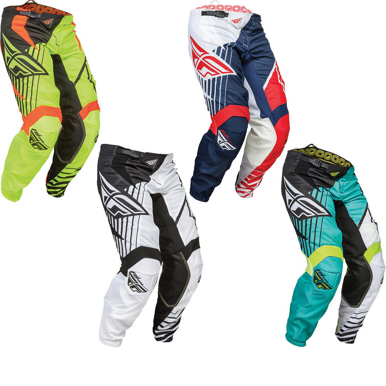 Fly Racing 2015 Kinetic Mesh Motocross Pants