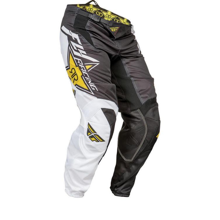 Fly Racing 2015 Kinetic Mesh Rockstar Motocross Pants