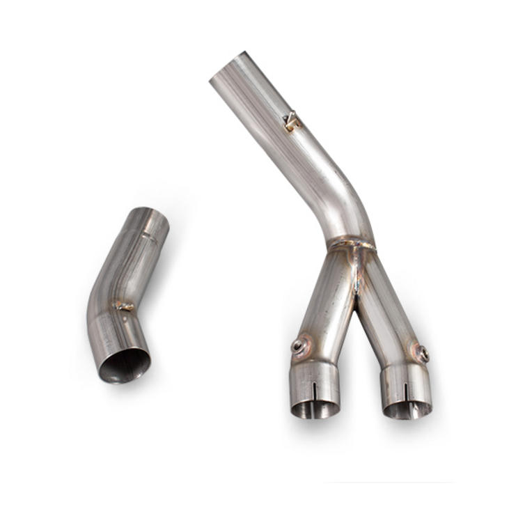 Scorpion Decat Pipe Stainless - Yamaha YZF 1000 R1 & R1M 2015-Current