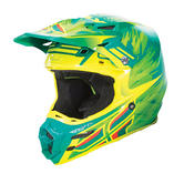 Fly Racing 2016 F2 Carbon Short Replica Motocross Helmet