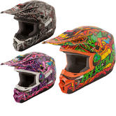 Fly Racing 2016 Kinetic Jungle Youth Motocross Helmet