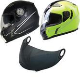 Viper RS-V9 Speed Motorcycle Helmet & Visor