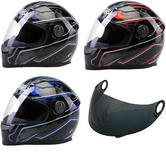 Viper RS222 Tension Motorcycle Helmet & Visor