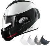 Shark Evoline S3 Hakka Flip Front Motorcycle Helmet & Visor