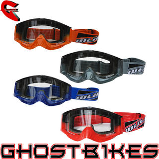 View Item Wulf Shade Motocross Goggles